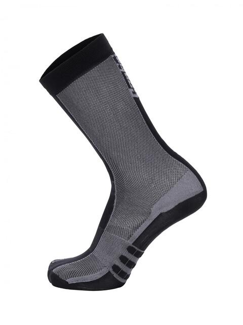 Santini Classe High Socks Men grigio